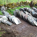 Salvaged slates