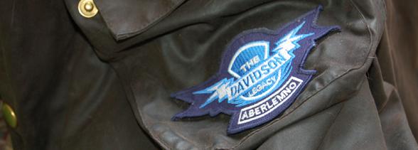 Davidson Legacy patch