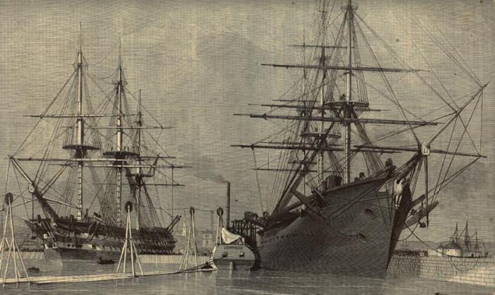 1858-niagara-agamemnon-1